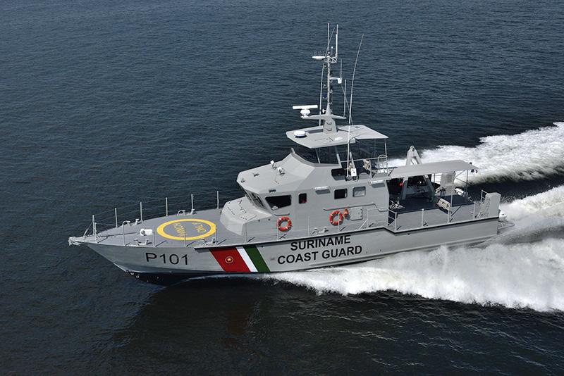 Deliveries OCEA FPB 72