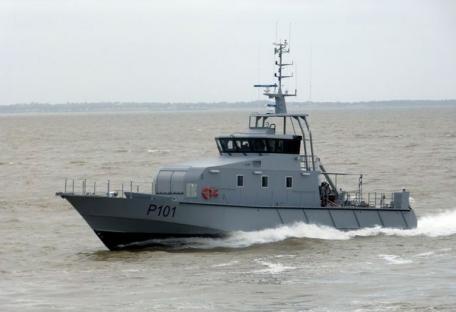 Deliveries OCEA FPB 98 Nigeria