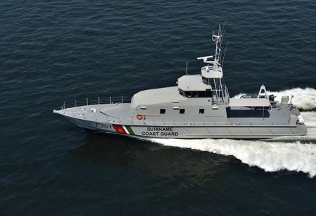 Deliveries OCEA FPB 98