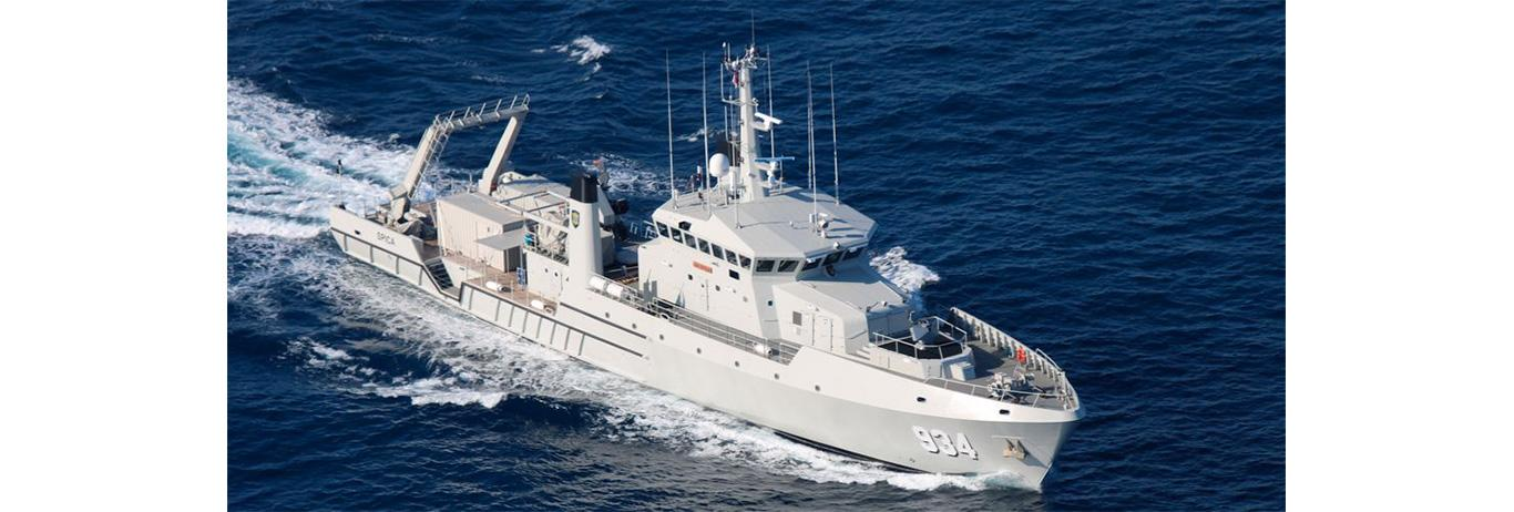 Auxiliary Vessels OCEA