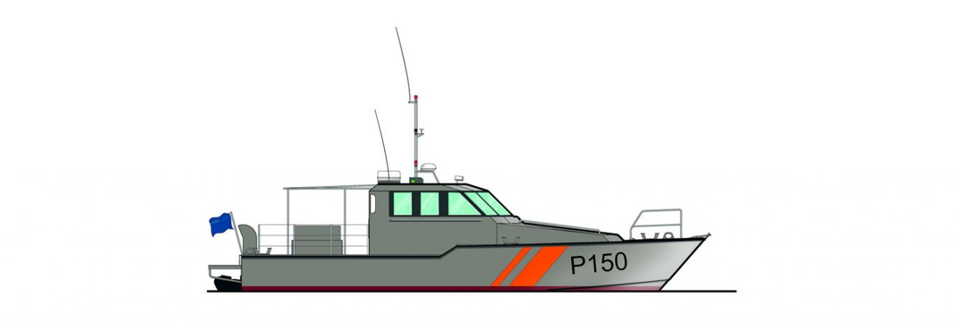 Maritime Safety FPB 40