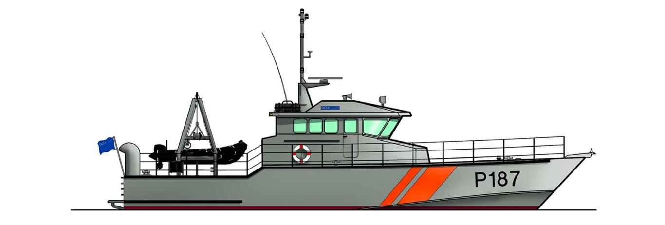 Maritime Safety FPB 60
