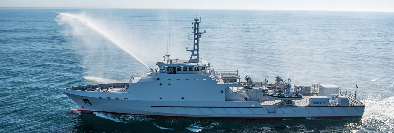 Maritime Safety - Offshore Patrol Vessel 190