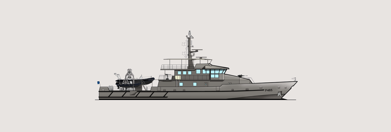 Auxiliary – Training Vessel 150