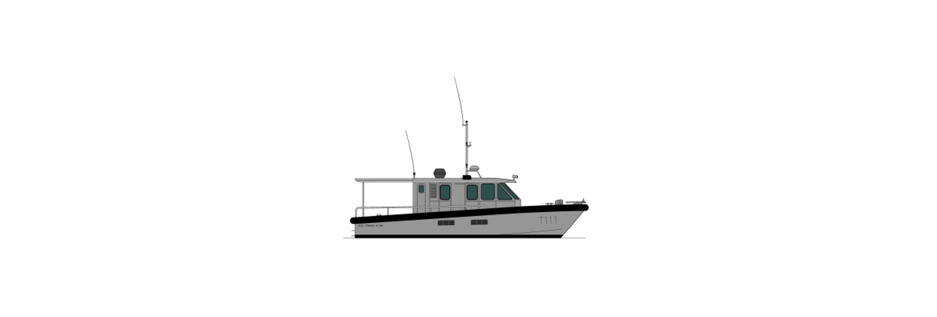 Auxiliary – Training Vessel 40