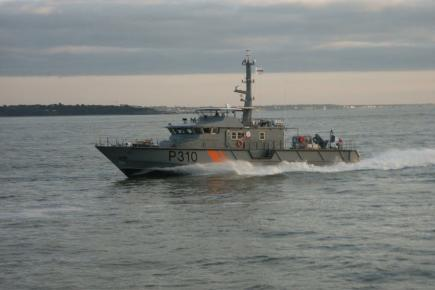 Maritime Safety – Fast Patrol Boat 110