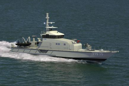 Maritime Safety – Fast Patrol Boat 115