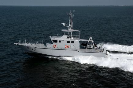 Maritime Safety FPB 72
