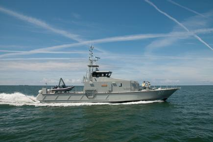 Maritime Safety – Fast Patrol Boat 98