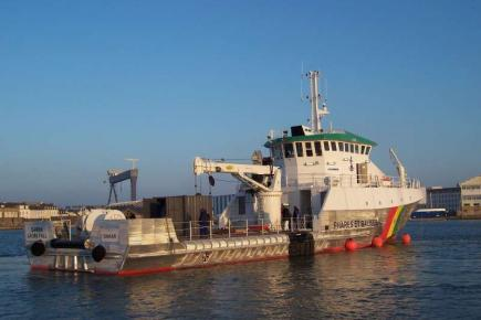 Auxiliary - Offshore Support Vessel 145