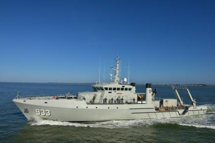 Auxiliary - Offshore Support Vessel 190