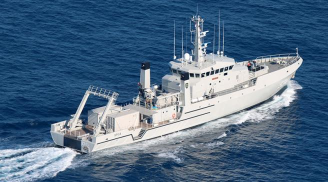 Auxiliary Vessels OSV 190