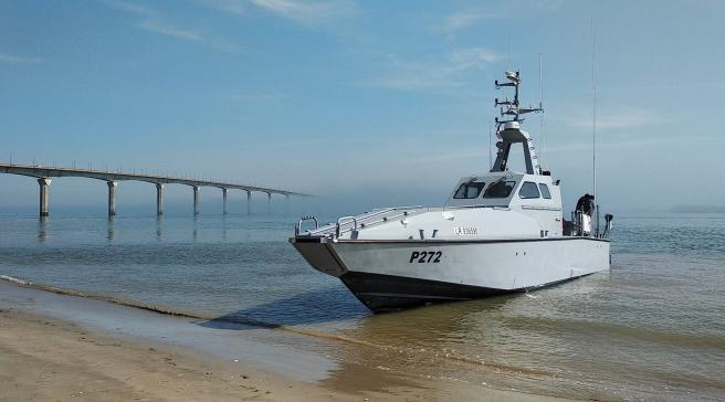 OCEA C-Falcon Fast Interceptor Craft