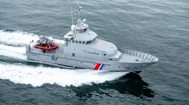OCEA FPB 100 SOKAN