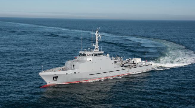 Offshore Patrol Vessels