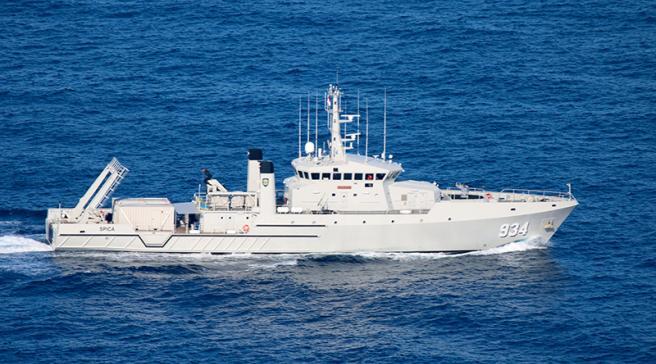 Deliveries OCEA OSV 190 SPICA