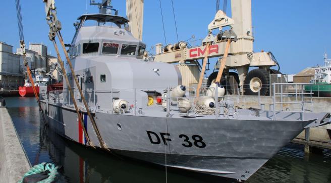 ocea shipyard